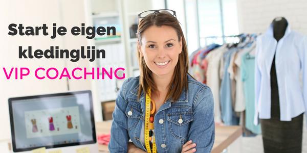 Start je eigen kledinglijn VIPCOACHING