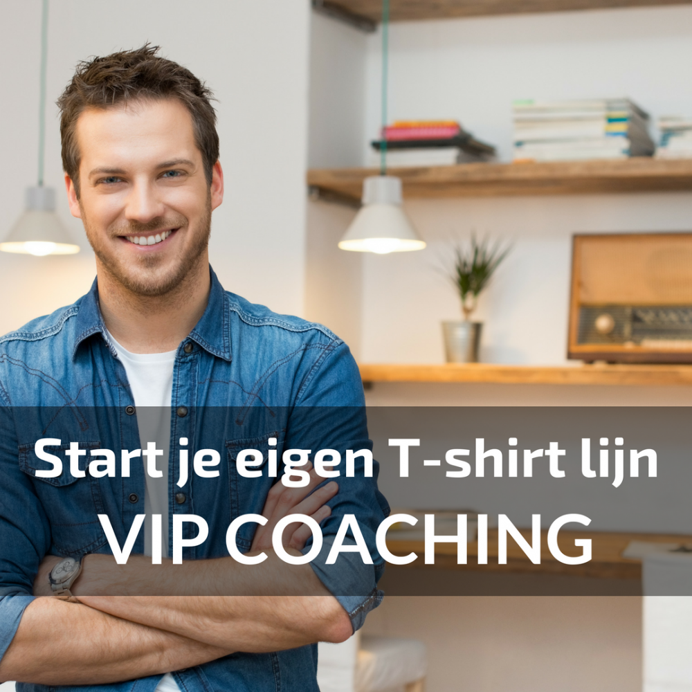 T-SHIRT VIP COACHING