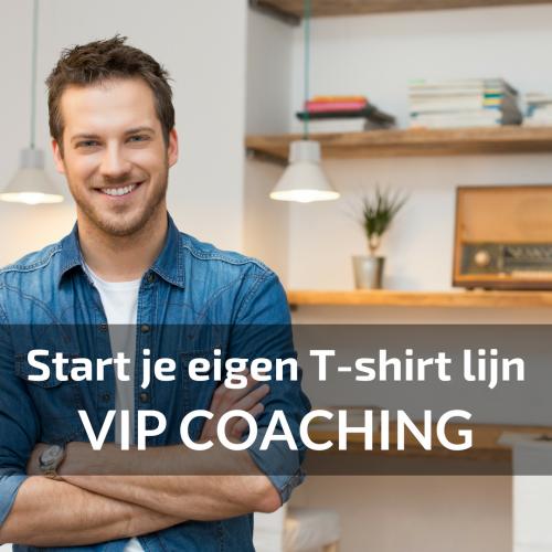 T-SHIRT VIP COACHING