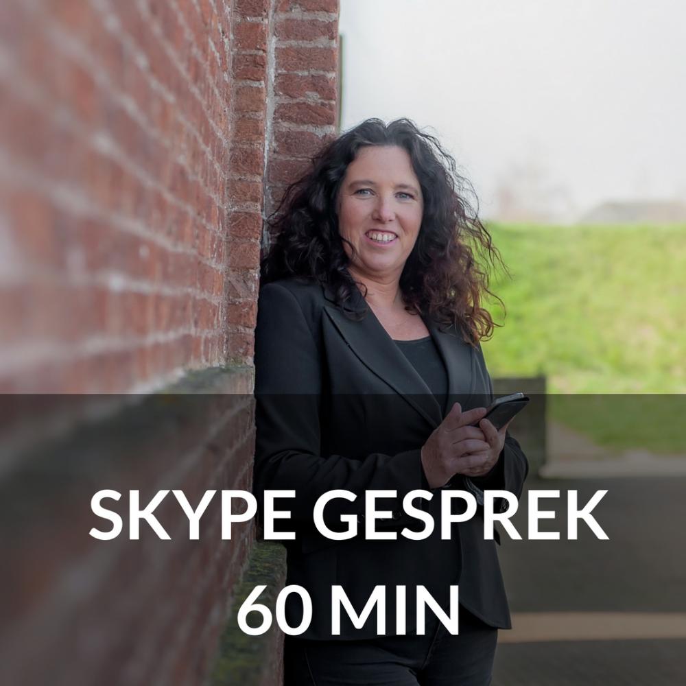 skype gesprek