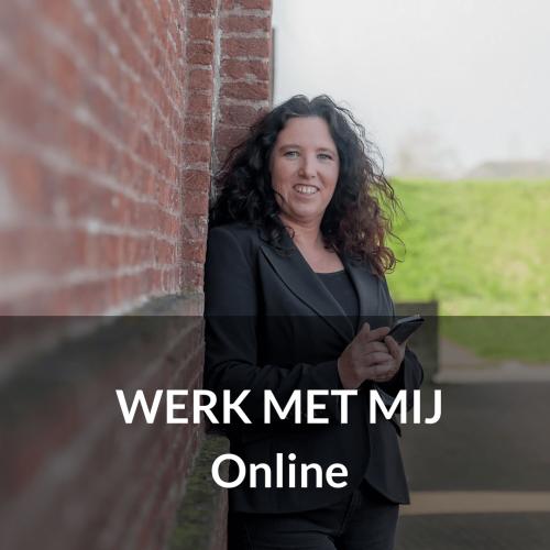 werk met mij - online